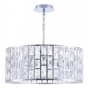 Фото 2 Подвесной светильник MOD184-PL-04-CH в стиле модерн