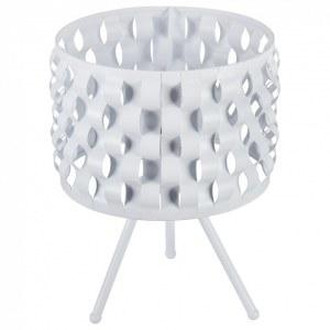 Настольная лампа декоративная Maytoni MOD196-TL-01-W