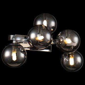 Фото 2 Светильник на штанге MOD547WL-05CH в стиле техно