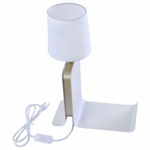 Фото 2 Настольная лампа декоративная MOD618TL-01W в стиле техно