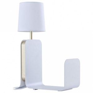 Фото 1 Настольная лампа декоративная MOD618TL-01W в стиле техно