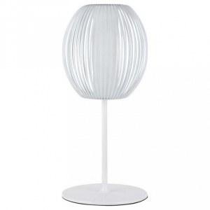 Фото 1 Настольная лампа декоративная MOD896-01-W в стиле модерн