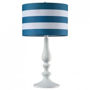 Фото 1 Настольная лампа декоративная MOD963-TL-01-W в стиле модерн