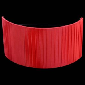 Фото 2 Плафон Текстильный MOD974-WLShade-Red в стиле классический