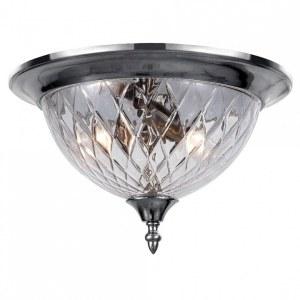 Фото 1 Накладной светильник NUOVO PL3 CHROME в стиле классический