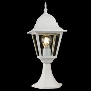 Фото 2 Наземный низкий светильник O002FL-01W в стиле классический