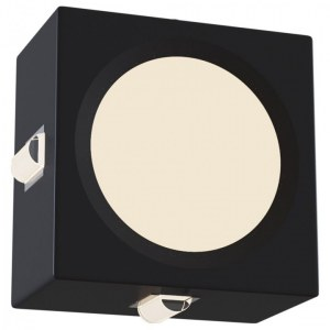 Фото 1 Накладной светильник O012WL-L10B в стиле техно