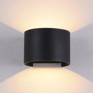 Фото 2 Накладной светильник O573WL-L6B в стиле техно