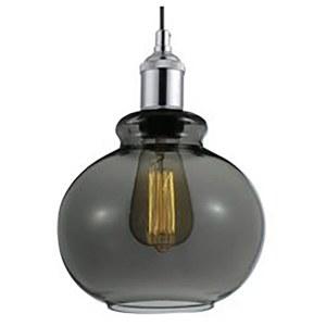 Фото 1 Подвесной светильник OLLA SP1 SMOKE в стиле модерн