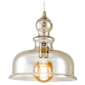 Фото 1 Подвесной светильник P001PL-01BZ в стиле модерн