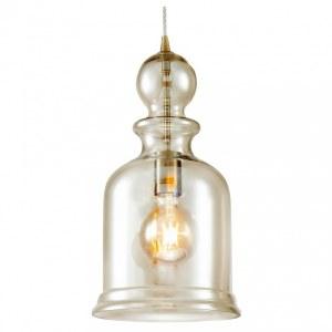 Фото 1 Подвесной светильник P002PL-01BZ в стиле модерн