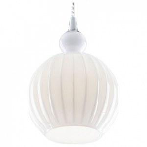 Фото 1 Подвесной светильник P006PL-01CH в стиле модерн
