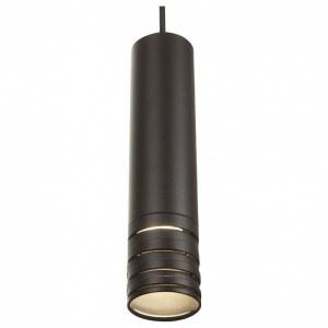 Фото 1 Подвесной светильник P025PL-01B в стиле техно