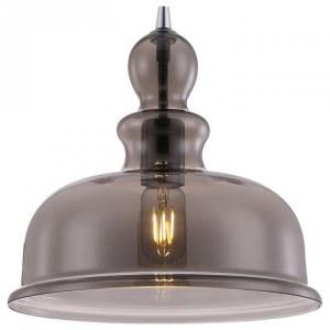 Фото 1 Подвесной светильник P034PL-01CH в стиле лофт