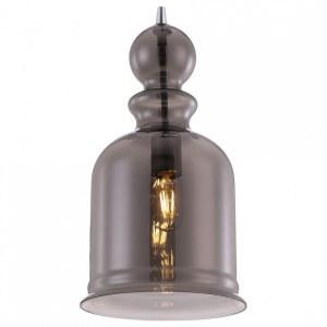 Фото 1 Подвесной светильник P035PL-01CH в стиле лофт