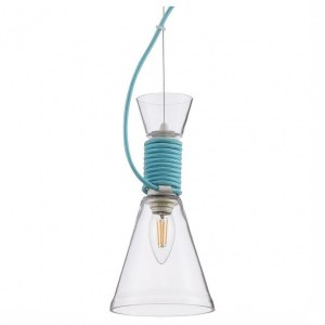 Фото 1 Подвесной светильник P536PL-01BL в стиле модерн