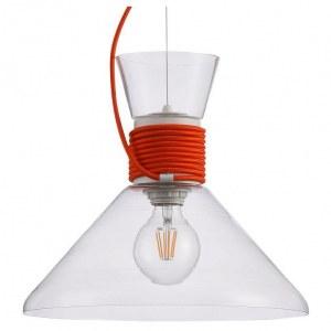 Фото 1 Подвесной светильник P536PL-01R в стиле модерн