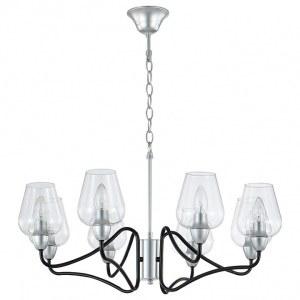 Фото 2 Подвесной светильник RAUL SP8 в стиле модерн