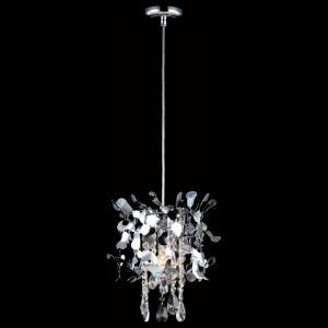 Фото 2 Подвесной светильник ROMEO SP2 CHROME D250 в стиле модерн