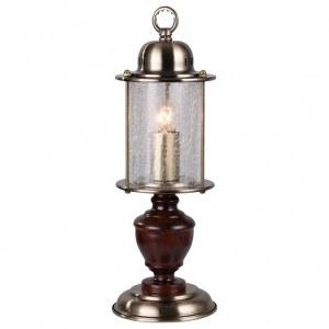 Фото 1 Настольная лампа декоративная SL150.304.01 в стиле модерн