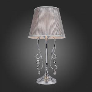Фото 2 Настольная лампа декоративная SL177.104.01 в стиле флористика
