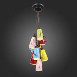 Фото 2 Подвесной светильник SL300.673.10 в стиле модерн