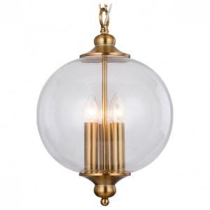 Фото 1 Подвесной светильник SL362.203.03 в стиле классический