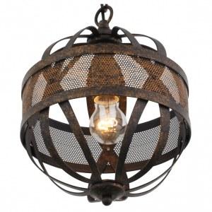 Фото 1 Подвесной светильник SL380.403.01 в стиле модерн