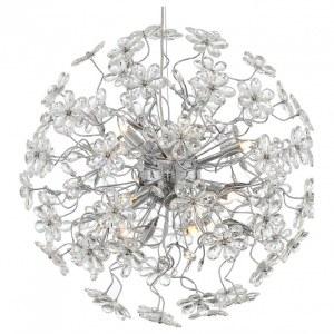 SL385.103.12 Светильник подвесной ST-Luce Хром/Прозрачный G9 12*40W