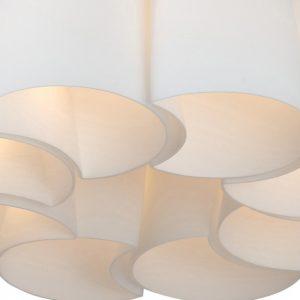 Детальное фото 1 Потолочная люстра SL543.502.08 в стиле модерн