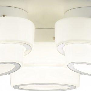 Детальное фото 1 Накладной светильник SL546.502.03 в стиле модерн