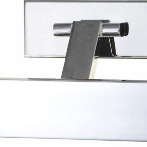 SL596.011.01 Подсветка для картин ST-Luce Хром/Хром, Белый LED 1*8W