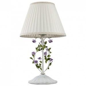 Фото 1 Настольная лампа декоративная SL695.504.01 в стиле флористика