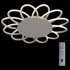Фото 2 Накладной светильник SL828.512.12 в стиле флористика