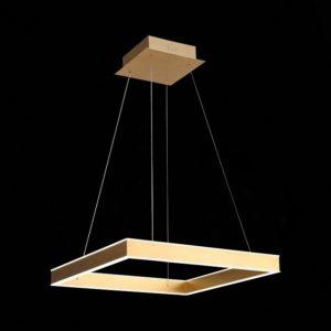 SL945.203.01 Люстра подвесная ST-Luce Анодированный золотой/Белый LED 2*24W
