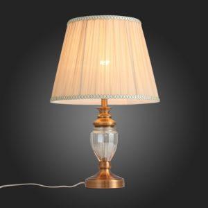 Фото 2 Настольная лампа декоративная SL965.304.01 в стиле модерн