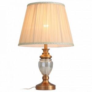 Фото 1 Настольная лампа декоративная SL965.304.01 в стиле модерн