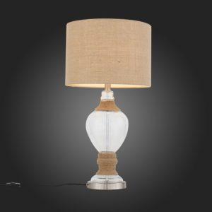 Фото 4 Настольная лампа декоративная SL971.514.01 в стиле модерн