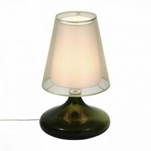 SL974.904.01 Настольная лампа ST-Luce Хром, Зеленный/Салатовый, Белый E27 1*60W