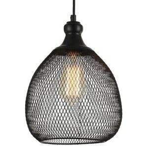 Фото 1 Подвесной светильник T018-01-B в стиле техно