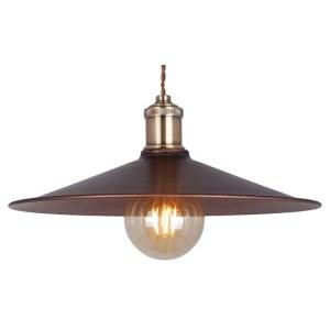 Фото 1 Подвесной светильник T028-01-R в стиле техно