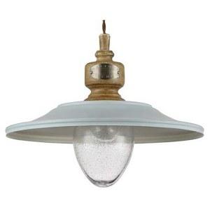 Фото 1 Подвесной светильник T236-PL-01-BL в стиле модерн