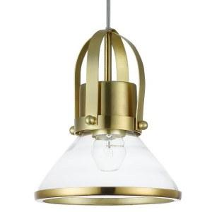 Фото 1 Подвесной светильник T268-PL-01-BS в стиле техно