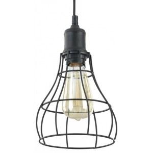 Фото 1 Подвесной светильник T450-PL-01-B в стиле техно
