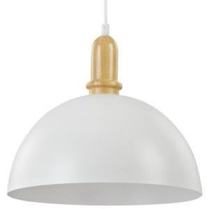 Фото 1 Подвесной светильник T453-PL-01-W в стиле модерн