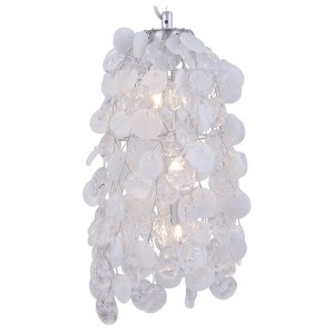 Подвесной светильник Crystal Lux TENERIFE SP3 SILVER