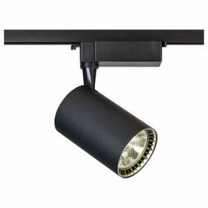 Фото 2 Светильник на штанге TR003-1-17W4K-B в стиле техно