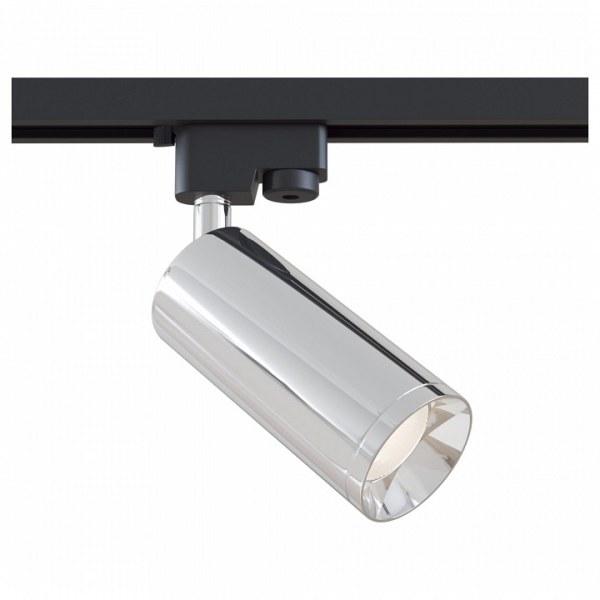Фото 1 Светильник на штанге TR004-1-GU10-CH в стиле техно