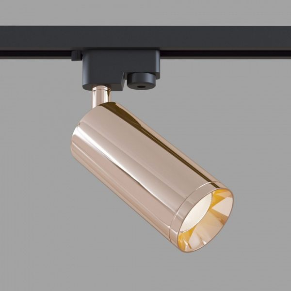 Фото 2 Светильник на штанге TR004-1-GU10-RG в стиле техно