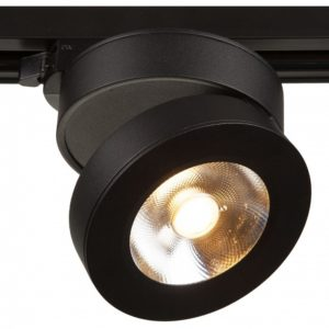 Фото 2 Накладной светильник TR006-1-12W3K-B в стиле техно